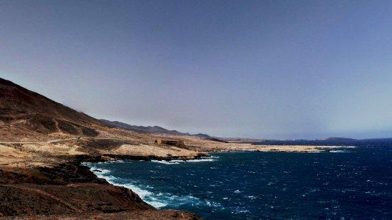 Aguimes, Espagne : Агимес, Playa de El Cabron