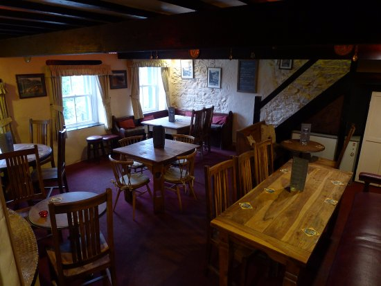 Loweswater, UK: Cosy dining area