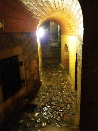Pilsen, République tchèque : Ondergrondse tour