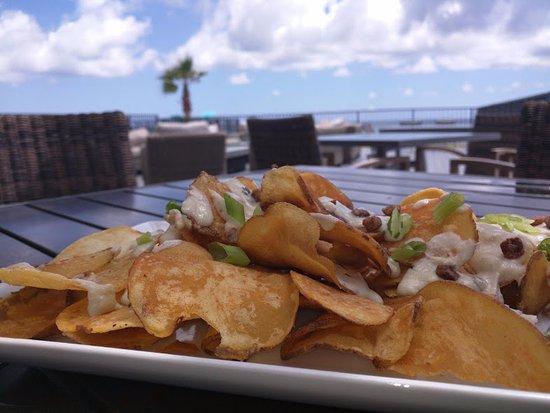 Beach House Bar & Grill: Beach Bleu Chips