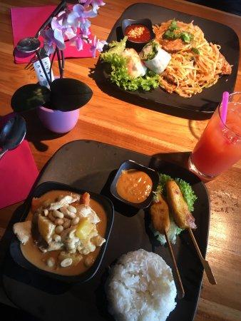 Cafe Thai Carte Avec Prix