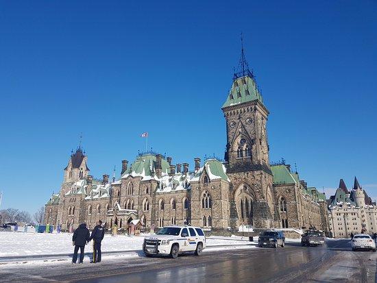 Ottawa, Canada: arquitetura