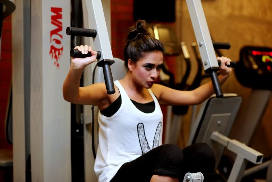The Olives Residence & Suite: Workout