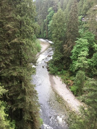 North Vancouver, Canada: Wandelroute
