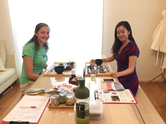 Arakawa, Japan: Private SUSHI class and premium sake tasting with chef YUCa