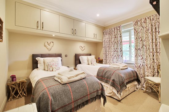 Birdham, UK: Twin bedroom (Driftwood)