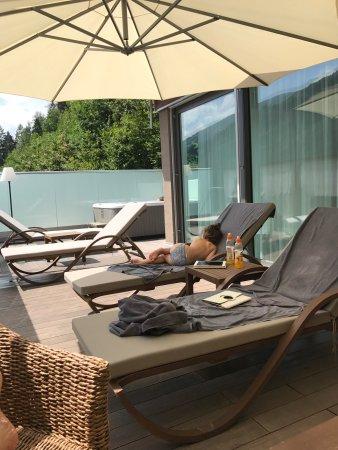 Quellenhof Luxury Resort Passeier: Relax...