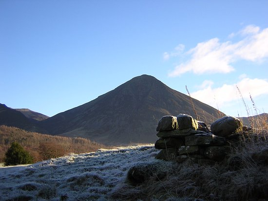 Loweswater, UK: great views