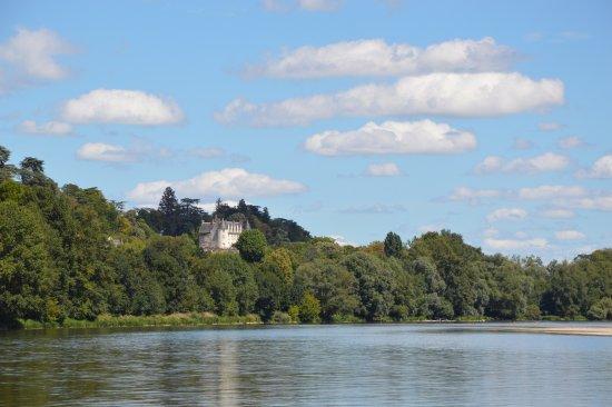 Rochecorbon, France: Le château de Moncontour