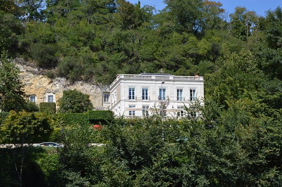 Rochecorbon, France: Les Hautes Roches