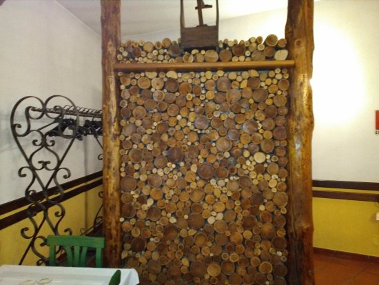 Garbagna, Italië: Particolare d'interno