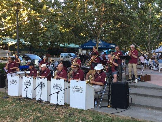 Davis, Калифорния: Musicians