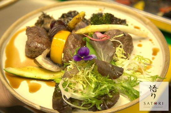Nitra, Slovakia: Filet Steak