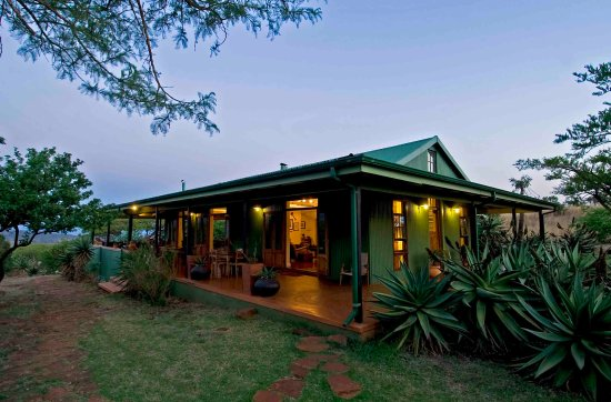 Bergville, South Africa: Main Lodge