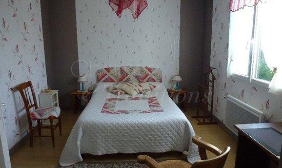 chambre d 39 h tes les chanviers chauvigny france voir les tarifs et avis lodge refuge. Black Bedroom Furniture Sets. Home Design Ideas