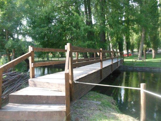 Campello sul Clitunno, Italia: bridge