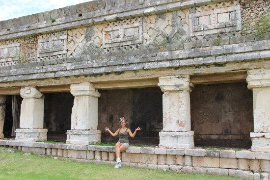 Temples of Uxmal: 111111