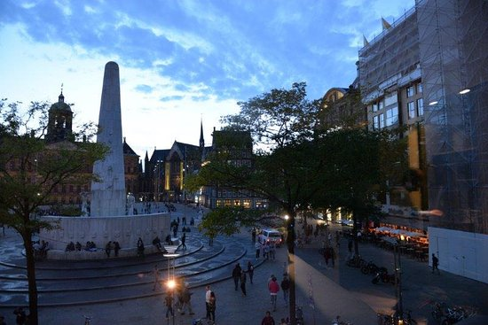Dam Square Picture Of Nh Collection Amsterdam Grand