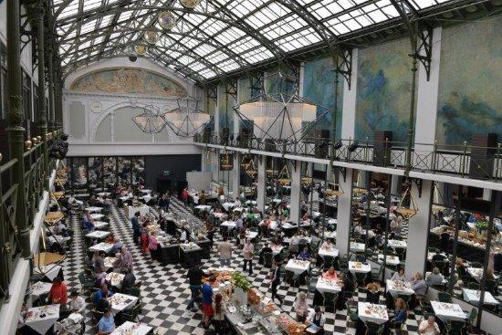 Hotel Krasnapolsky Amsterdam Bewertung