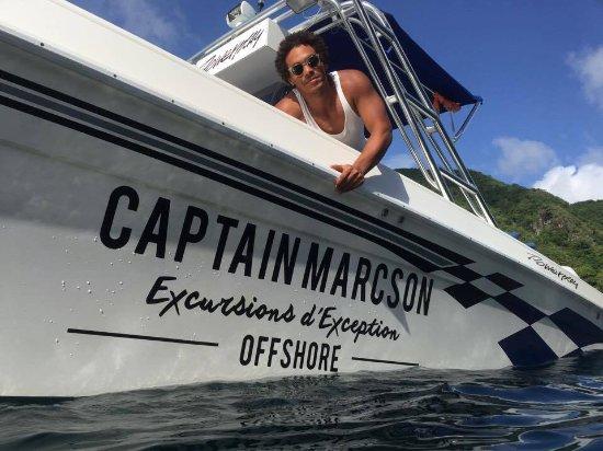 Captain Marcson