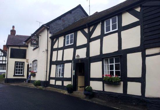 Weobley, UK: View of Pub Restaurant