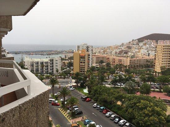 Sol Arona Tenerife: Vistas desde la habitación - 9ª planta