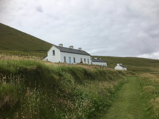 Picture of great blasket island accommodation for Great accommodation