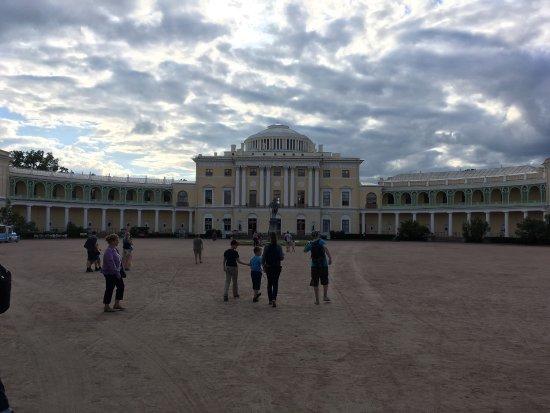 Palais et parc de Pavlovsk : photo0.jpg