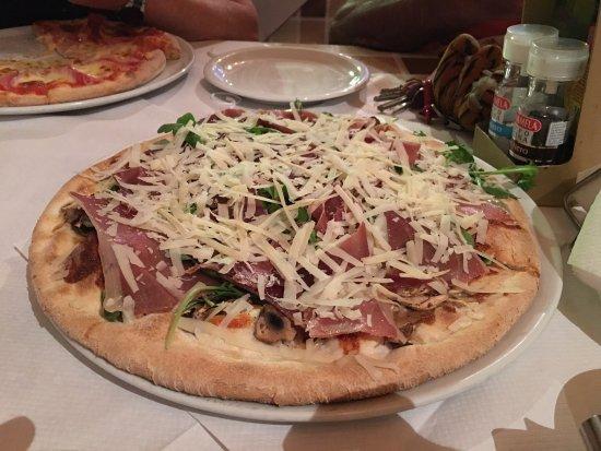 Quantità e Qualità, Ottima Pizza