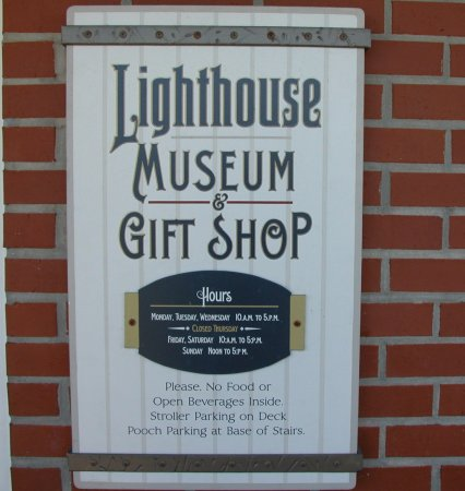 St. George Island, FL: Gift Shop and Museum
