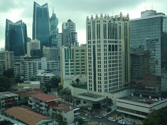 Panama Marriott Hotel Frontage