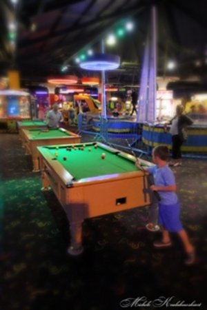Youghal, İrlanda: Snooker and Pool