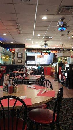 City Cafe Diner Chattanooga 901 Carter St Menu