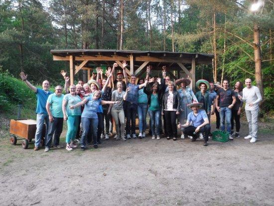 Beekbergen, Pays-Bas : Ook met grote groepen mogelijk!
