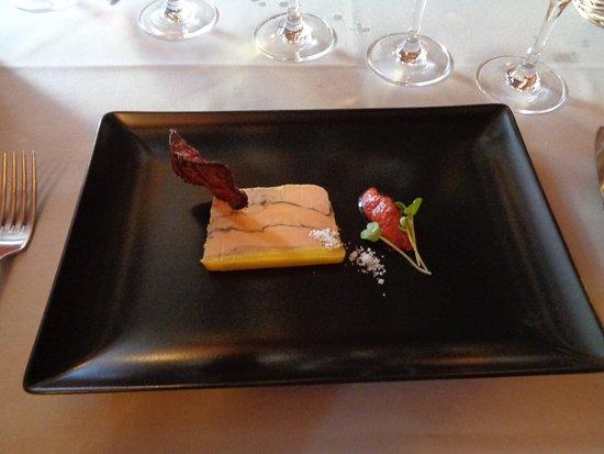 Restaurant du Grand Saint Benoit : Entenleber