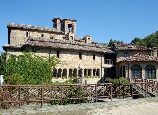 Eremo di Sant'Alberto di Butrio : Vista complessiva