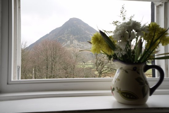 Loweswater, UK:  A room with a view