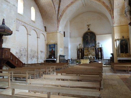 L'Abbaye de Saint-Avit-Senieur