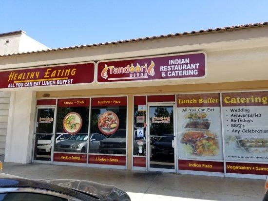 Rancho Cucamonga, كاليفورنيا: Tandoori Bites Indo-Pak Grill