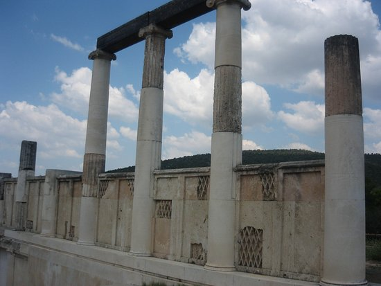 Epidavros, Greece: Ασκληπιείο (Άβατον)