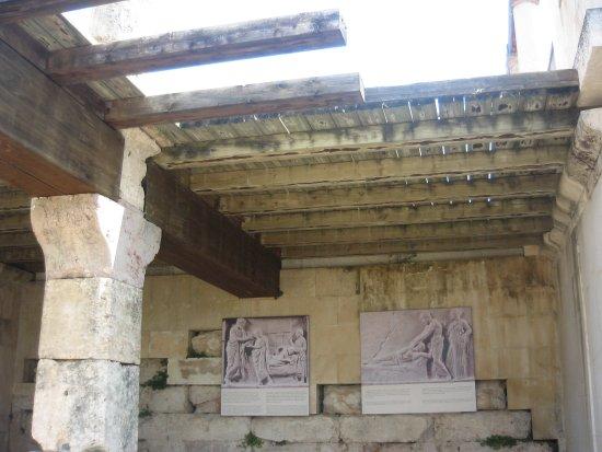 Epidavros, Greece: Ασκληπιείο (Θεραπευτήριο)