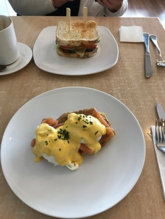 Burnie, Australien: Cafe Bliss