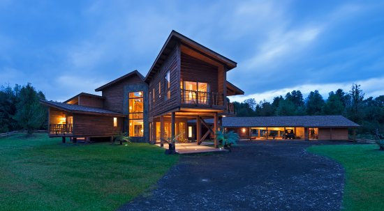 La Junta, Chile: Fly fishing and adventure lodge located in Northern Patagonia.