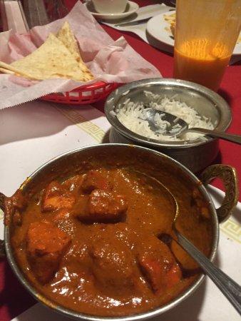 La Mesa, CA: Chicken tikka masala