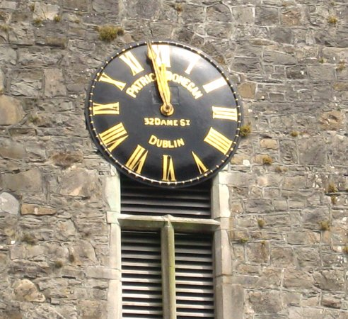 Trim, Irland: By Ireland's most renowned clockmakers of the nineteenth century