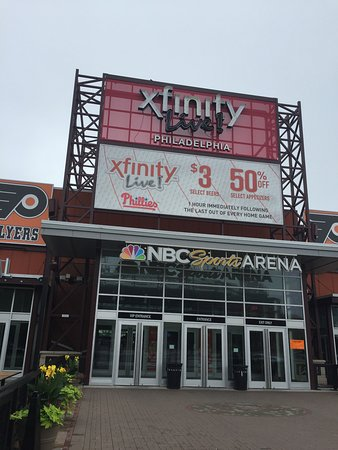 Hotels Near Xfinity Live Philadelphia Pa