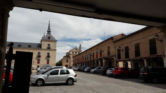 Lerma, Spain: Palacio Ducal y Plaza Mayor