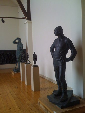 Ixelles, Belgia: Tout l'art de Meunier