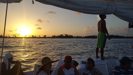 Caye Caulker, بليز: Perfection- cruise off into the sunset