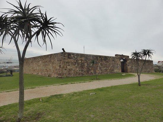 Port Elizabeth, Republika Południowej Afryki: Fort entrance